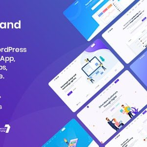 SaasLand - MultiPurpose Theme for Saas & Startup